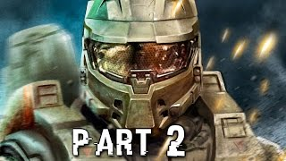 Halo 5 Guardians Walkthrough Gameplay Part 2 Master Chief Caign Mission 2