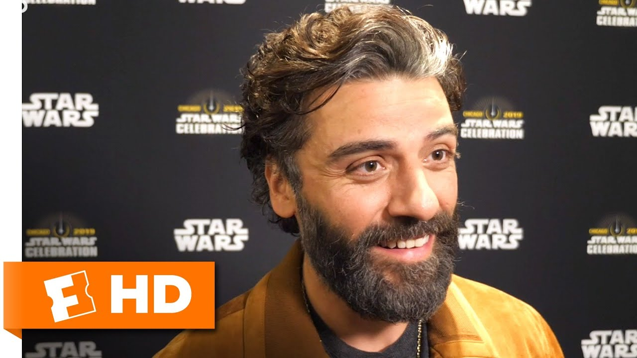 The Cast Of Star Wars The Rise Of Skywalker React To The Teaser Trailer Star Wars Celebration Youtube