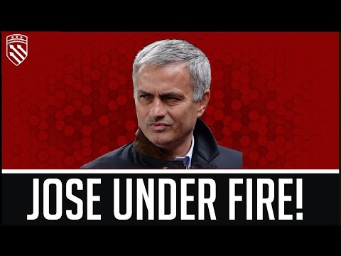Mourinho on the Ropes   MAN UTD NEWS