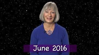 Astrology Forecast June 2016