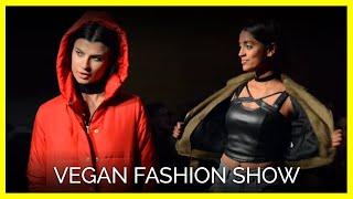 Vegan Fashion Runway Show Proves Saving Anima...