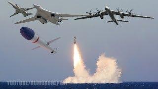 Russia's Strategic Nuclear Forces: Nuclear Drill - Forças Nucleares Estratégicas da Rússia