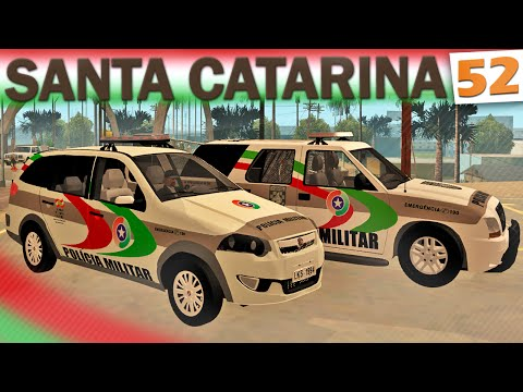 GTA Multiplayer - Policia de Santa Catarina