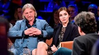 Frank Otto und Nathalie Volk, Unternehmer und Model