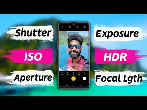 Basic Camera Terms Explained VERY SIMPLY | Better Mobile & DSLR Photography🔥