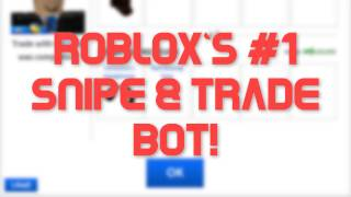How To Get FREE ROBUX on ROBLOX March 2017 | ROBLOX Auto Profit | ROBLOX's #1 Snipe Bot!
