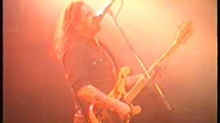 Motörhead - Killed By Death Live @ Karlskoga Sweden 1993-12-10
