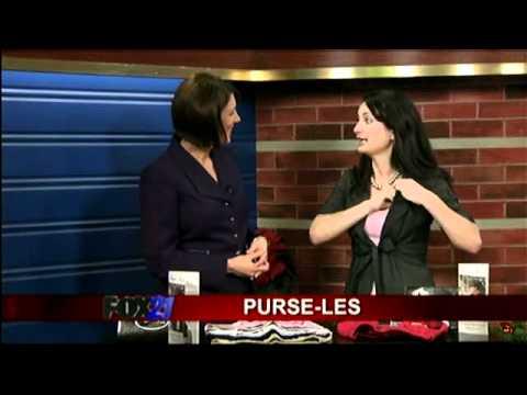 A bra with pockets!