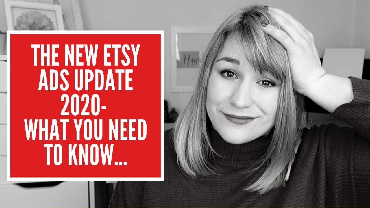NEW ETSY ADS UPDATE 2020 WHAT YOU NEED TO KNOW - etsy's risk free ads, offsite ads, etsy ads 20