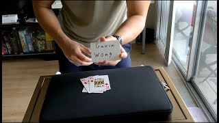 Magic Music Mashup (Card Hit Wonder variation)