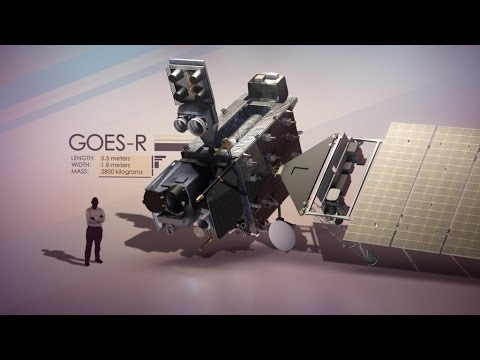 What is GOES-R?