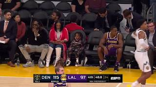 Mark Jackson RIPS into Rondo for Sitting Away from Teammates! Lakers vs Nuggets!