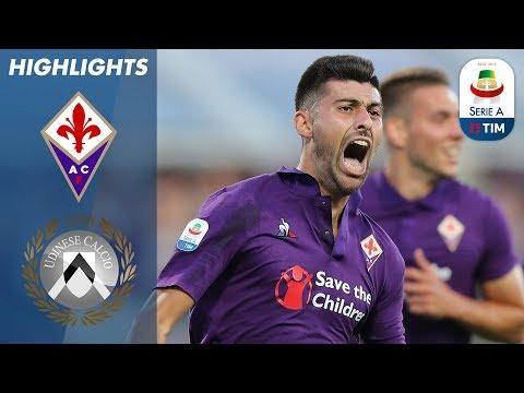 Fiorentina 1-0 Udinese | Benassi segna e la Fiorentina vince! | Serie A