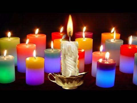 Гадание на свечах.