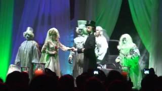 Haunted Mansion 40th Anniversary dinner show at Disneyland