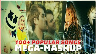 Best of Hollywood Mashup 2018 | 100+ Hit's Songs Remix | Nonstop English Popular Songs Mashup 2018.