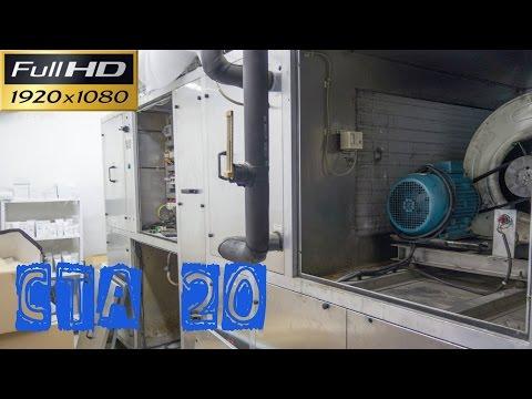 CTA20-Problème de bruit aigu dans les bouches de soufflage et alignement des poulies des turbines