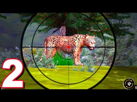 Wild Animal Hunting 2019 Free (by Hyperfame Games Studio) Android Gameplay Trailer #2