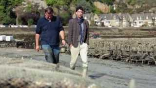 Oyster Farming in Cancale