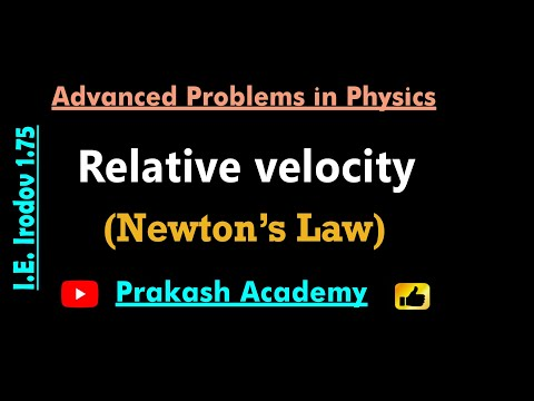 Law of Motion  5  Problem 1 75 for IIT by Guru Sir @Ranchi