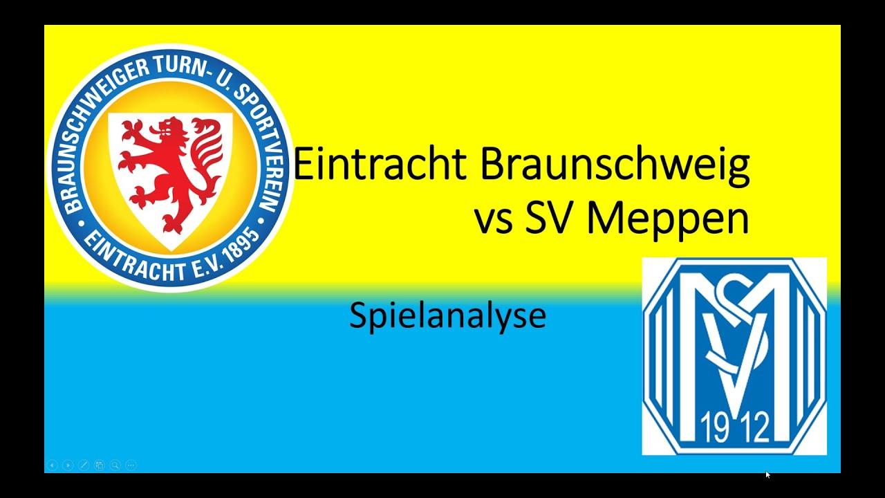 Braunschweig Gegen Meppen