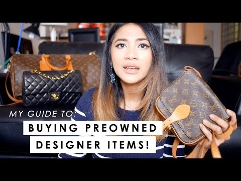 PART 1 | HOW TO BUY AUTHENTIC PRE-OWNED BAGS (WHERE + AUTHENTICATING)