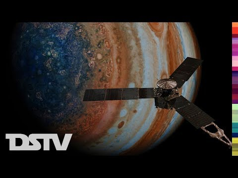 NASA JUNO: WHAT'S INSIDE THE GIANT PLANET - 2017 SCIENCE LECTURE