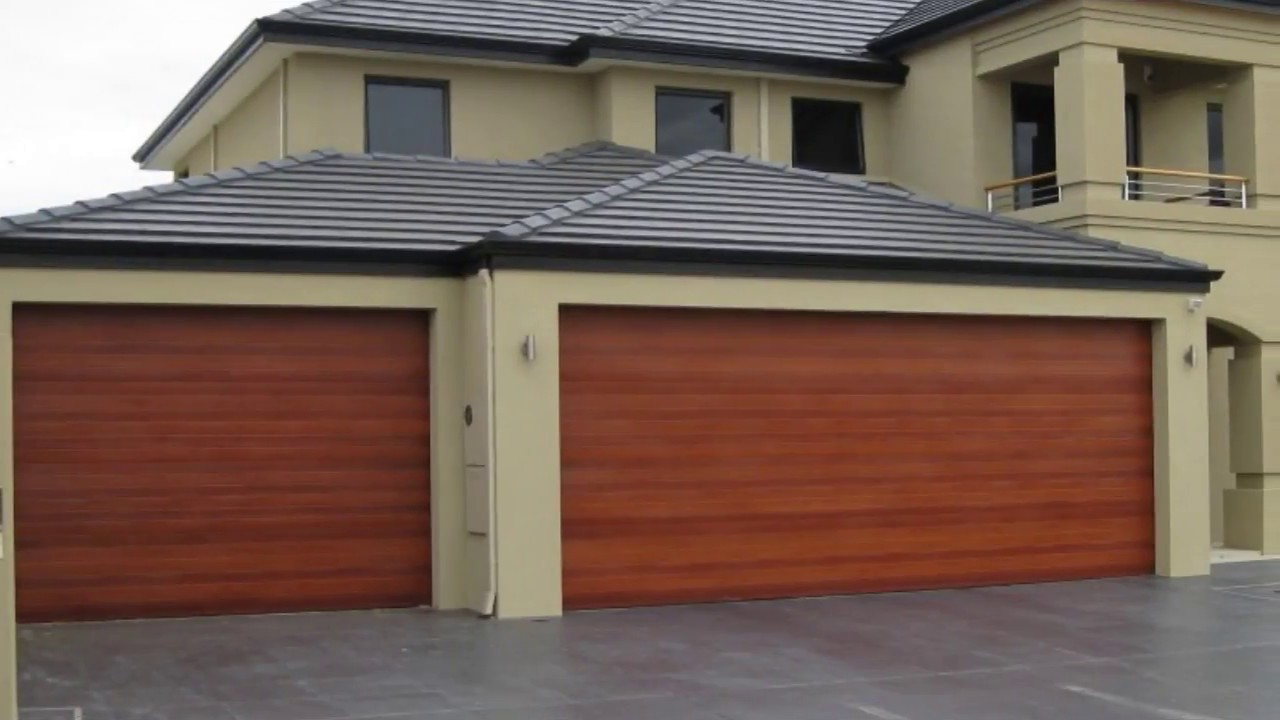 Residential Insulated Roll Up Garage Doors | Dandk Organizer