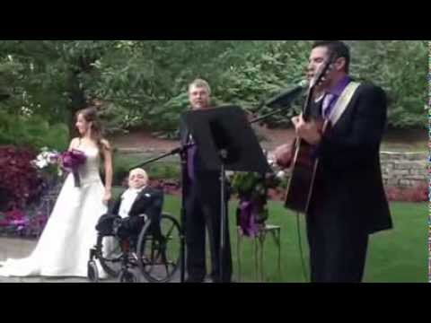 Sean Stephenson and Mindie Kniss Wedding - YouTube