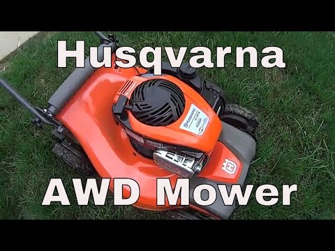 Review Husqvarna | All Wheel Drive Mower