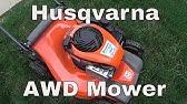 Husqvarna Lawn Mowers - Maintenance - YouTube