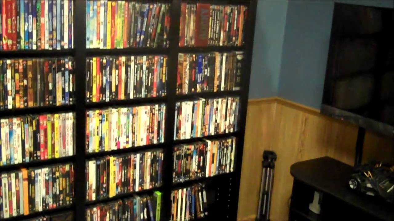 Image result for shelves of movies