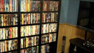 New Dvd Shelf & Movie Collection