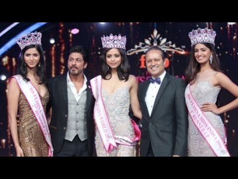 Femina Miss India 2016 Red Carpet Full Show | Shahrukh Khan, Sanjay Dutt