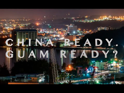 China Ready. Guam Ready? | 2016 Guam Sustainable Tourism Contest