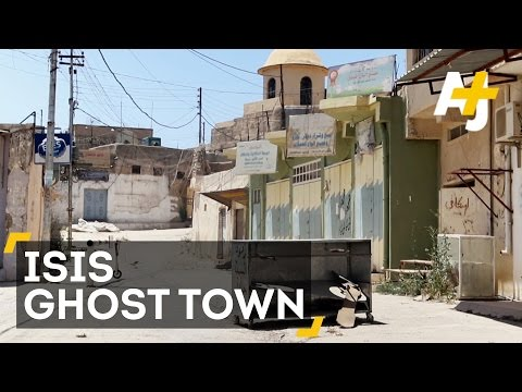 ISIS Turned This Christian Town Into A Ghost Town
