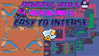 Top 5 Darryl Roll Minigames Easy To INTENSE