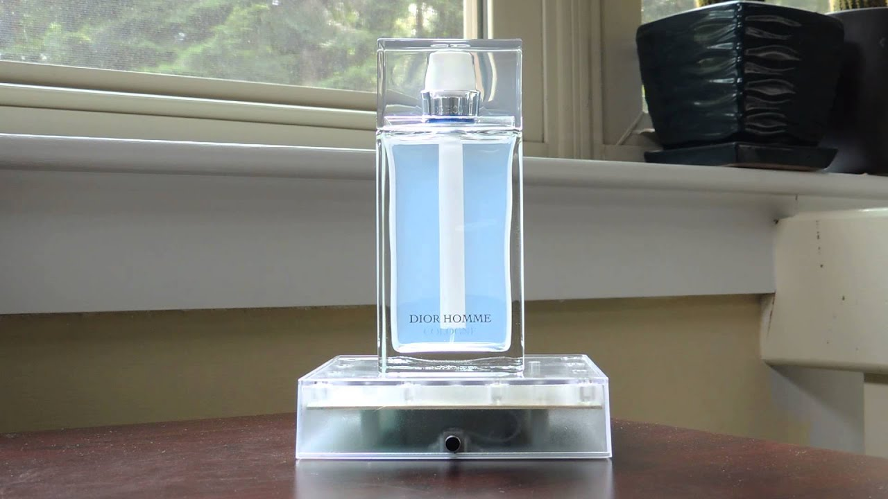 Christian Dior - Homme Cologne 2013 Fragrance Review