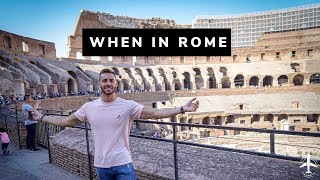 Gambar cover What To Do In Rome (BEST AIRBNB) - PilotVlogs