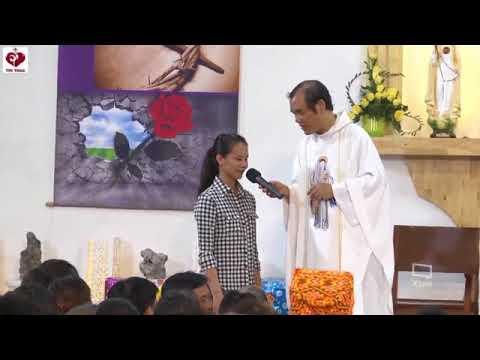 1 Chị Bị Bệnh Suy Nghĩ Nhiều Dẫn Đến Tâm Thần Lên Làm Chứng Được Ơn Lòng Chúa Thương Xót Chữa Lành