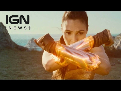Wonder Woman: Early Buzz Very Positive - IGN News