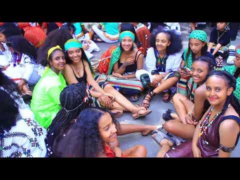 Culture Day Ethiopian Beautiful Girls Dance Video