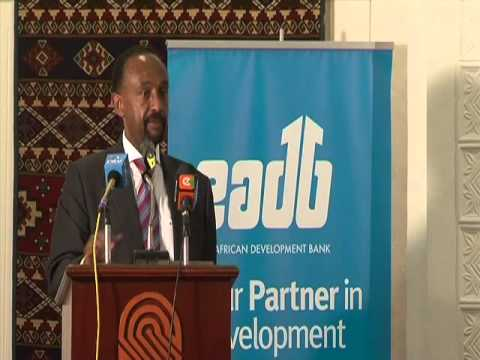 Mr. Gabriel Negatu, Regional Director, African Development Bank