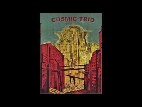 Horror of the happy Piano [Cosmic Trio]