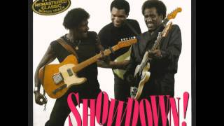 Albert Collins, Robert Cray and Johnny Copeland - T-Bone Shuffle