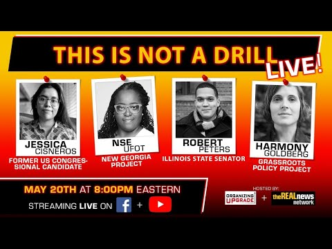 This is Not a Drill: LIVE, May 20th