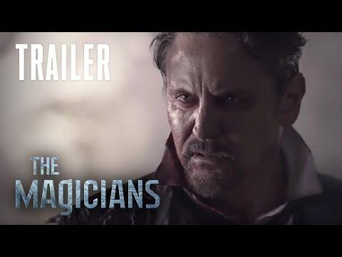 THE MAGICIANS | Season 2 Trailer | Syfy
