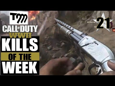 Call of Duty WW2 - TOP 10 KILLS OF THE WEEK #21
