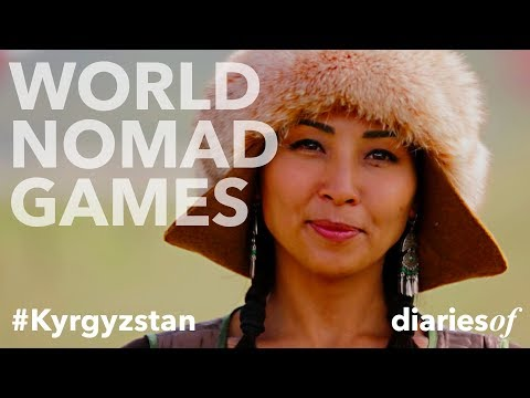 Moments: World Nomad Games - Kyrgyzstan