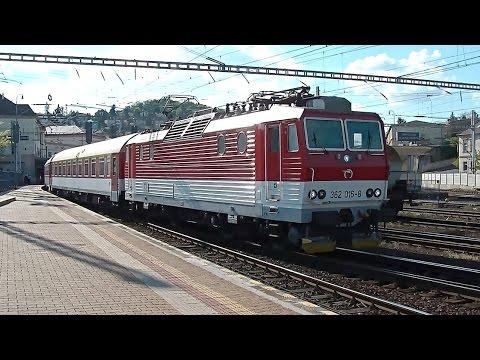 ZSSK 362 016 - R 841 KRIVÍN - Bratislava hlavná stanica